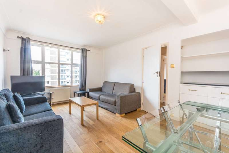 1 Bedroom Flat for sale in Park West, Hyde Park Estate, W2