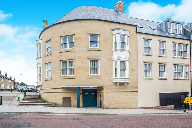 2 Bedrooms Flat for sale in Clayport Street, Alnwick, NE66