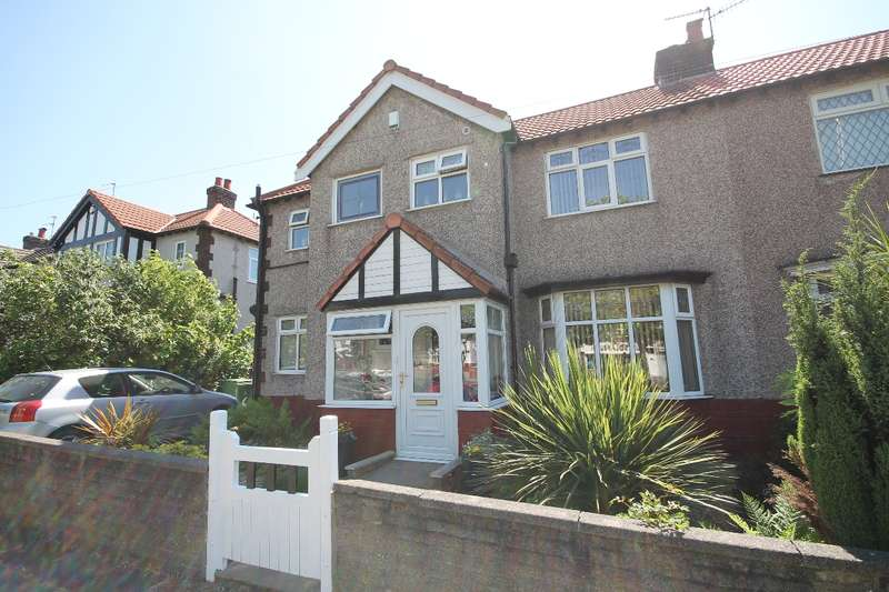 3 Bedrooms Semi Detached House for sale in Booker Avenue, Allerton L18