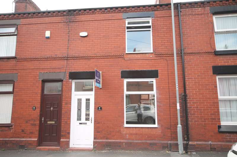 2 Bedrooms Terraced House for sale in Columbia Road Prescot L34