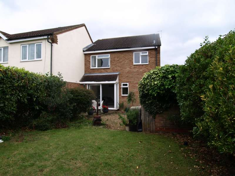 1 Bedroom Terraced House for sale in Wordsworth Avenue, Newport Pagnell, Buckinghamshire