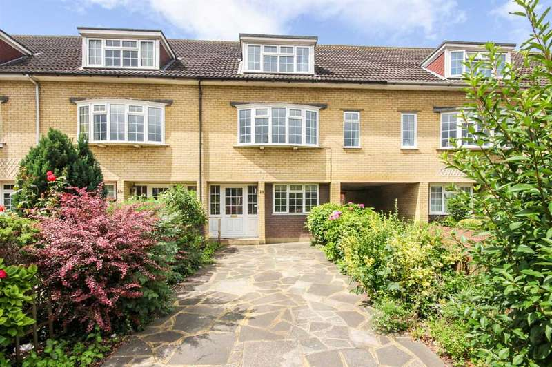 4 Bedrooms Terraced House for sale in Park Road, Sutton