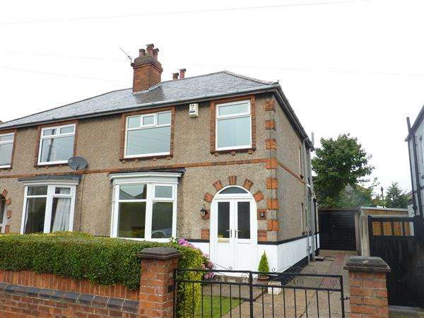 3 Bedrooms Semi Detached House for sale in ASHTREE AVENUE, GRIMSBY