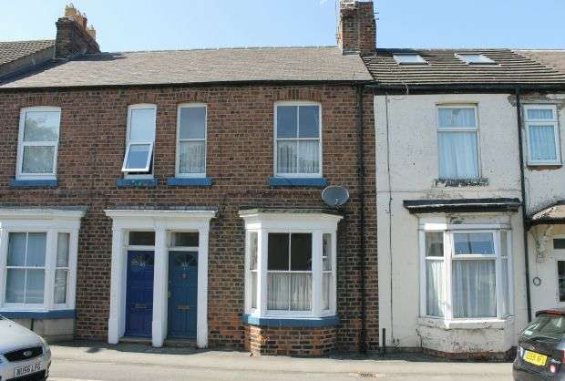 2 Bedrooms Terraced House for sale in Fountain Street, Guisborough