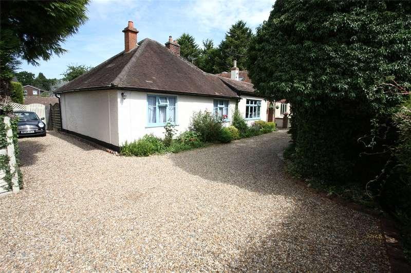 4 Bedrooms Detached Bungalow for sale in Brookside, Farnham, Surrey, GU9