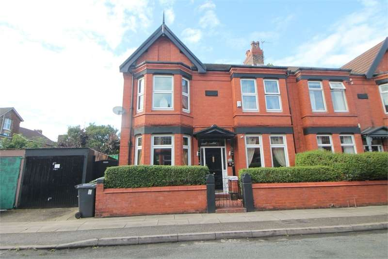 4 Bedrooms Semi Detached House for sale in Marlborough Road, Waterloo, LIVERPOOL, Merseyside