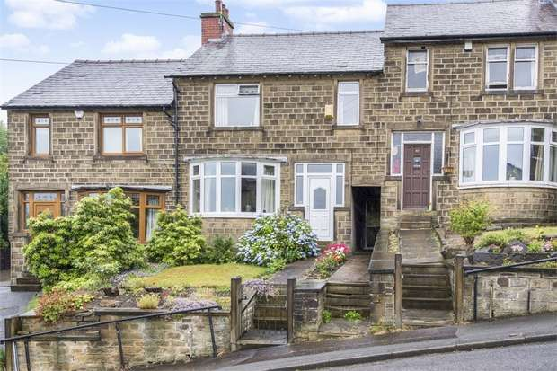 3 Bedrooms Terraced House for sale in Close Hill Lane, Huddersfield, West Yorkshire