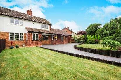4 Bedrooms Semi Detached House for sale in Shawbury Lane, Shustoke, Coleshill, Birmingham