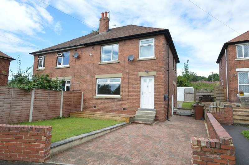 3 Bedrooms Semi Detached House for sale in Bottom Boat Road, Stanley, Wakefield
