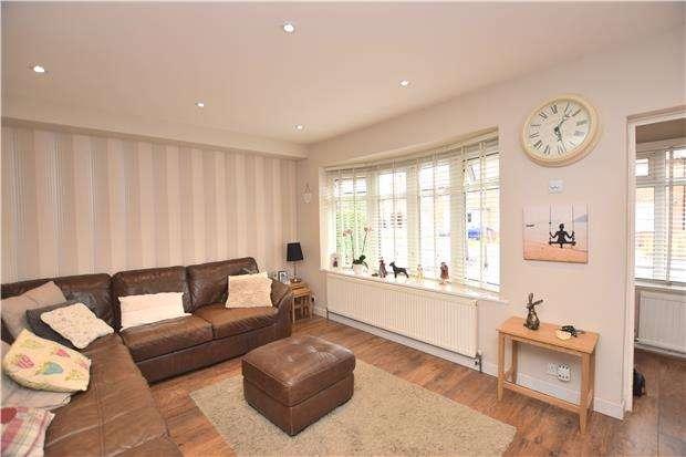 3 Bedrooms Terraced House for sale in Sherbourne Crescent, CARSHALTON, Surrey, SM5 1JX