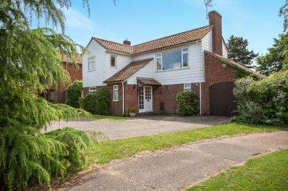 4 Bedrooms Detached House for sale in Brancaster, King's Lynn, Norfolk