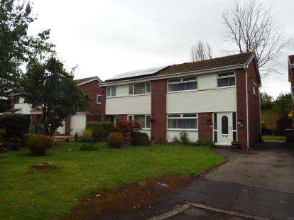 3 Bedrooms Semi Detached House for sale in Millersdale Grove, Beechwood, Runcorn, Cheshire, WA7