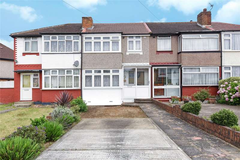 3 Bedrooms Terraced House for sale in Dean Drive, Stanmore, Middlesex, HA7