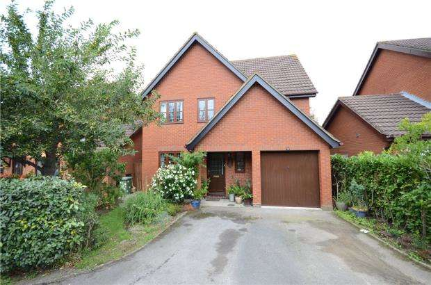 4 Bedrooms Detached House for sale in Surrey Court, Warfield