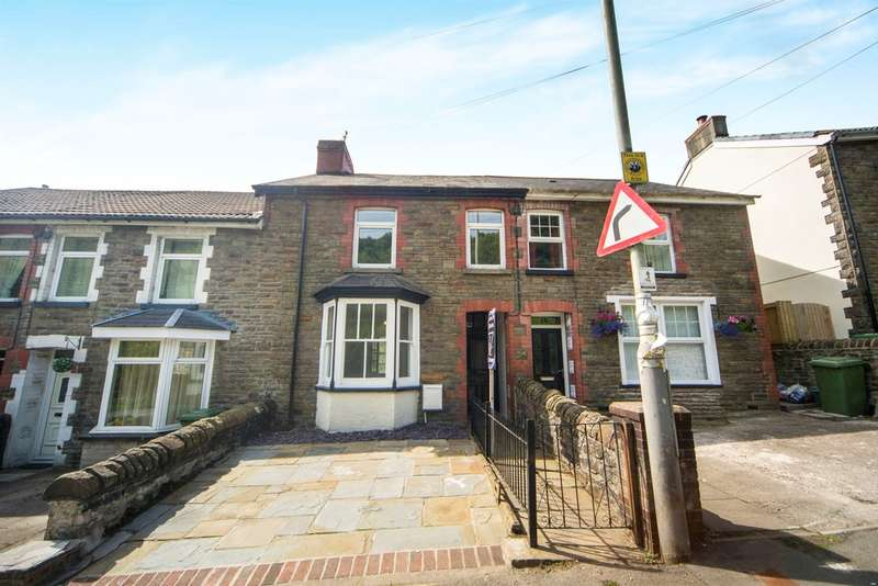 3 Bedrooms Terraced House for sale in Cross Inn Road, Llantrisant, Pontyclun