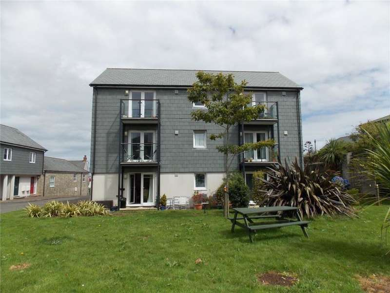 2 Bedrooms Flat for sale in Whym Kibbal Court, Redruth
