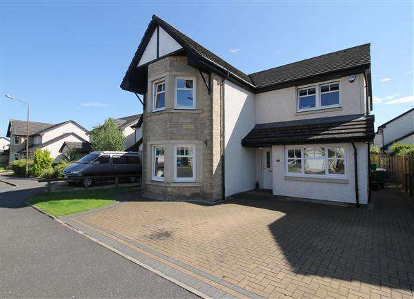 4 Bedrooms Detached Villa House for sale in Westhaugh Rd, Stirling