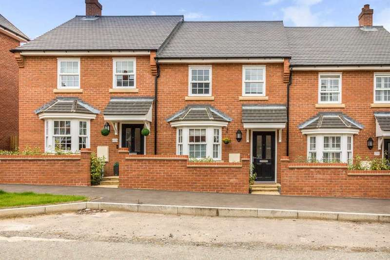 3 Bedrooms Terraced House for sale in Wilkinson Road, Kempston, Bedford