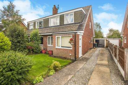 3 Bedrooms Semi Detached House for sale in Lansdown Hill, Fulwood, Preston, Lancashire