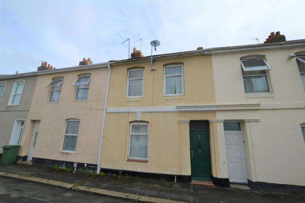 3 Bedrooms Terraced House for sale in Francis Street, Plymouth, Devon