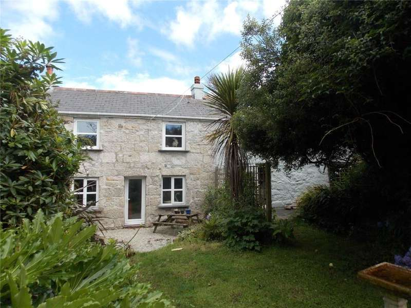 4 Bedrooms Detached House for sale in Kelynack, St Just, Penzance