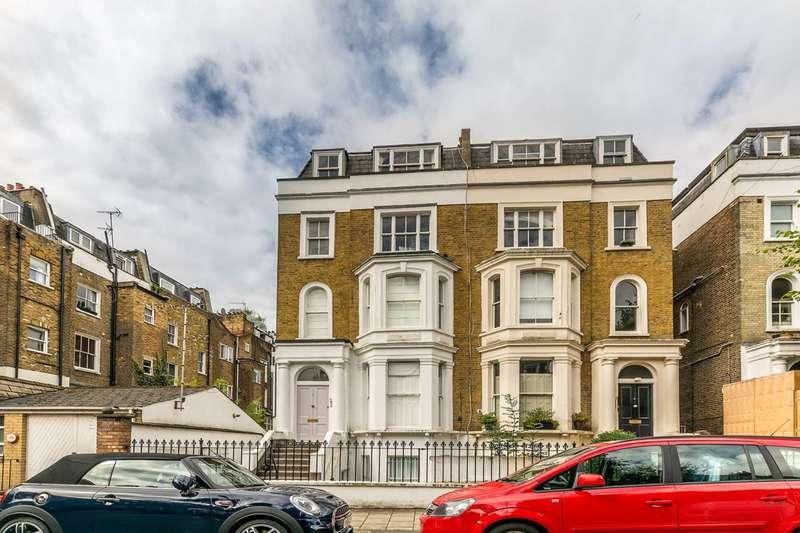 1 Bedroom Flat for sale in Aldridge Road Villas, Notting Hill, W11