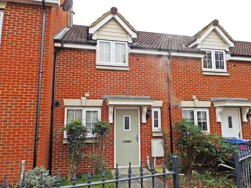 2 Bedrooms Terraced House for sale in Prentice Way, Ipswich, Suffolk, IP3