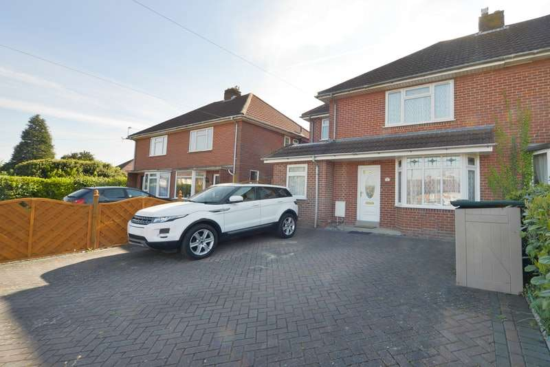 4 Bedrooms Semi Detached House for sale in Ibbertson Road, Bournemouth, Dorset, BH8