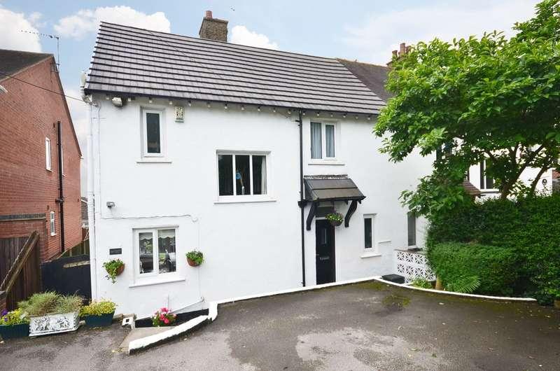 3 Bedrooms Semi Detached House for sale in Sandon Road, Meir Heath, ST3 7EA