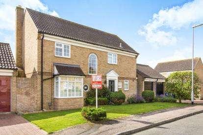 4 Bedrooms Detached House for sale in Norfolk Road, St. Ives, Cambridgeshire, Uk