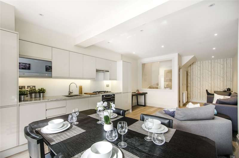1 Bedroom Flat for sale in Bedford Hill, London, SW12