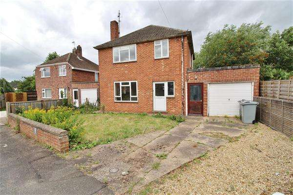 3 Bedrooms Detached House for sale in Jubilee Avenue, Grantham