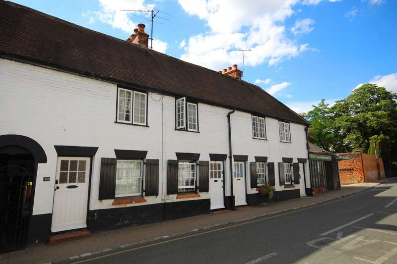 2 Bedrooms Terraced House for sale in High Street, Wargrave, Reading, RG10