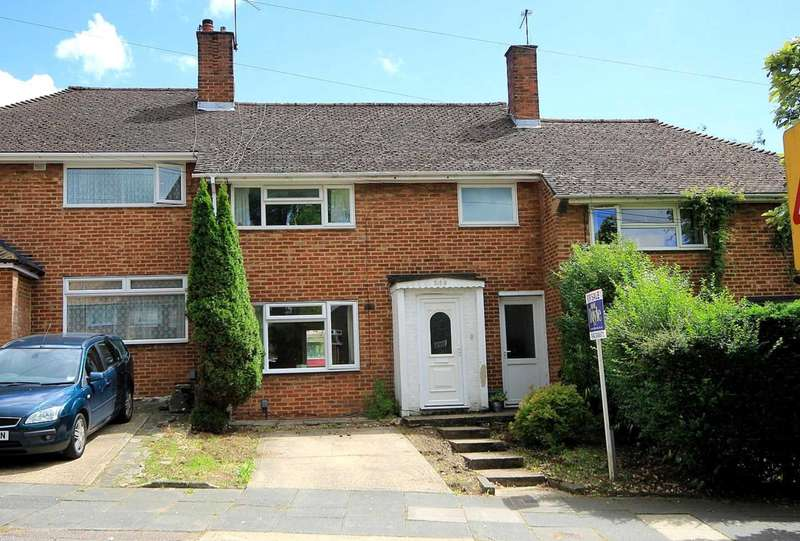 3 Bedrooms House for sale in 3 BED PARKING/WALK TO STATION/APPROX 75FT GARDEN IN BOXMOOR HP1