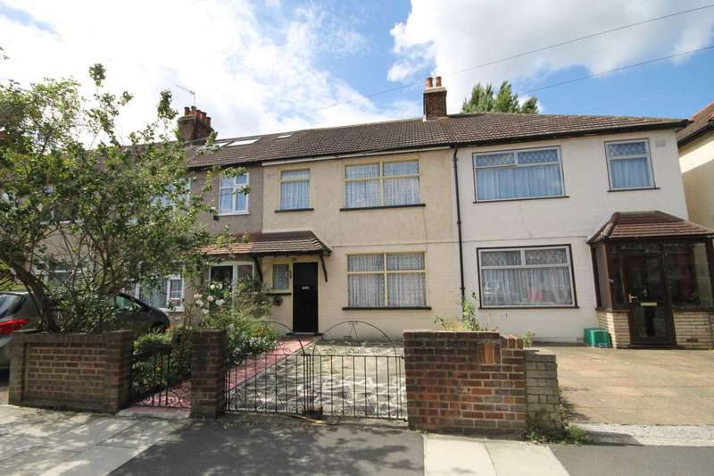 3 Bedrooms Terraced House for sale in Hatton Gardens, Mitcham