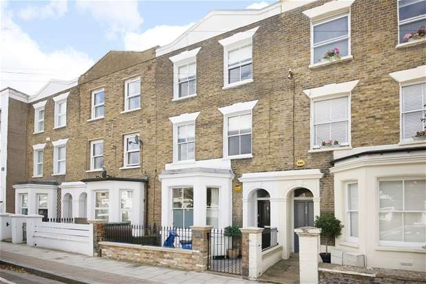 4 Bedrooms Terraced House for sale in Crystal Palace Road, East Dulwich