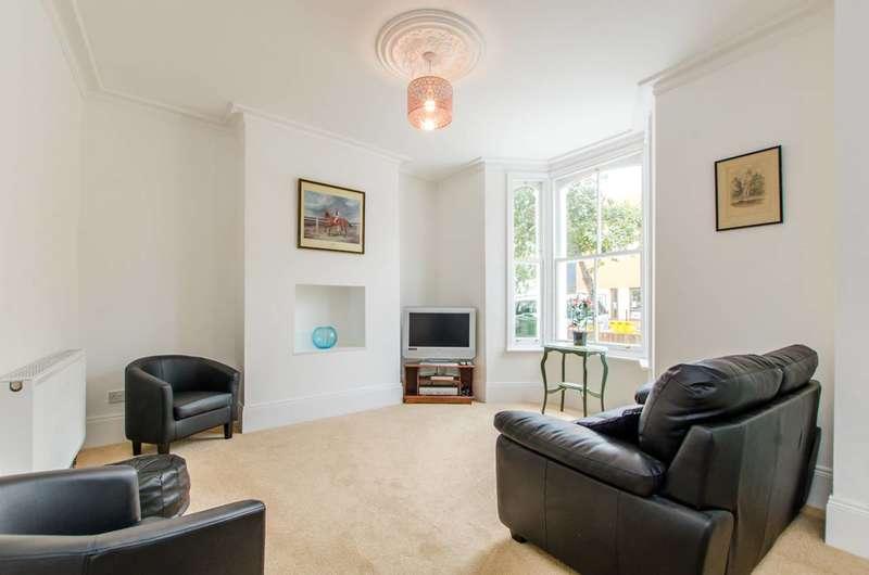 3 Bedrooms House for sale in Burgoyne Road, Brixton, SW9