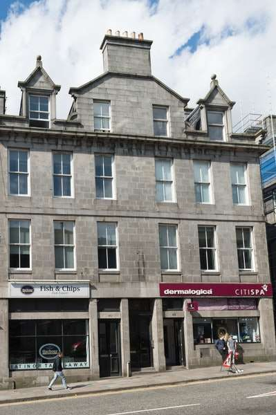 2 Bedrooms Flat for sale in Market Street, Aberdeen, Aberdeenshire, AB11