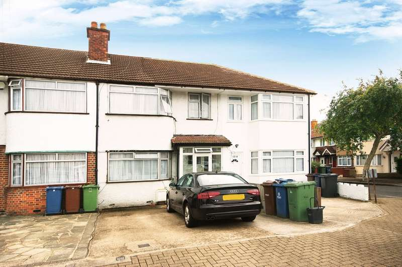 3 Bedrooms Terraced House for sale in Leamington Crescent, Harrow