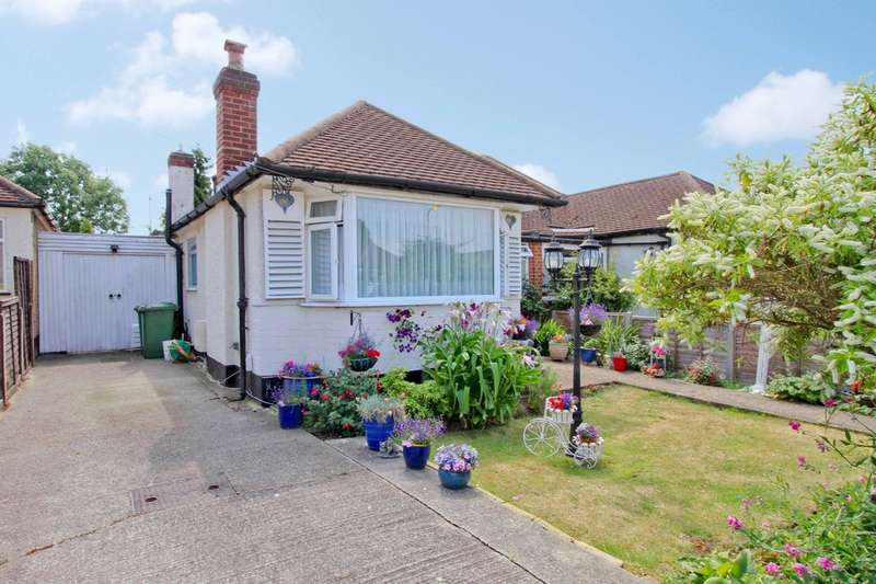 2 Bedrooms Semi Detached Bungalow for sale in Ashley Close, Pinner