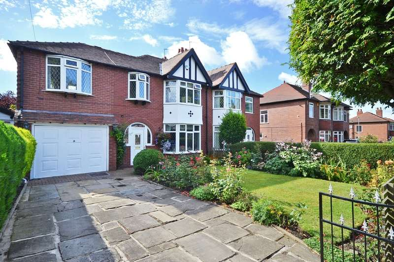 4 Bedrooms Semi Detached House for sale in Horbury Road, Wakefield