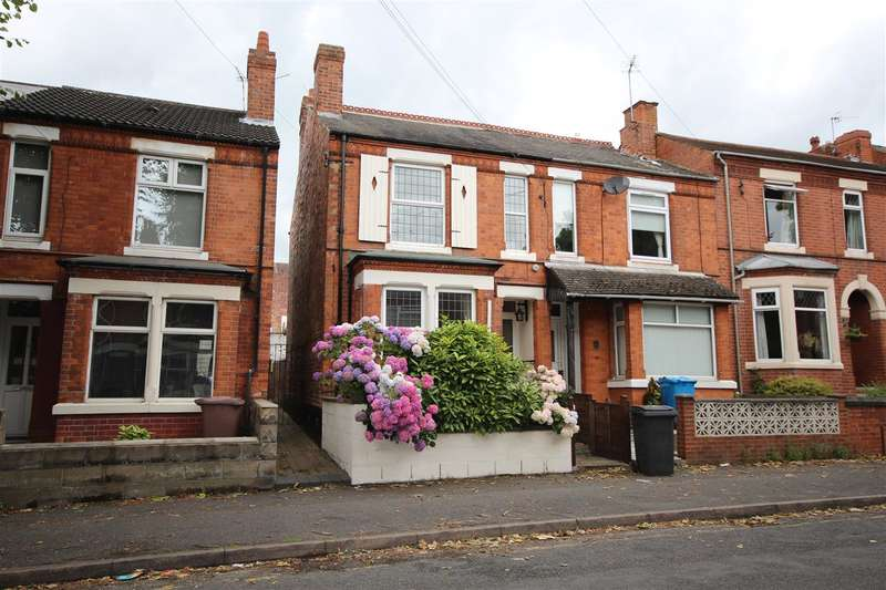 3 Bedrooms End Of Terrace House for sale in Park Drive, Ilkeston