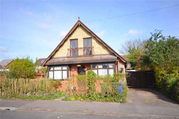 4 Bedrooms Detached House for sale in Alwyn Road, Maidenhead, Berkshire