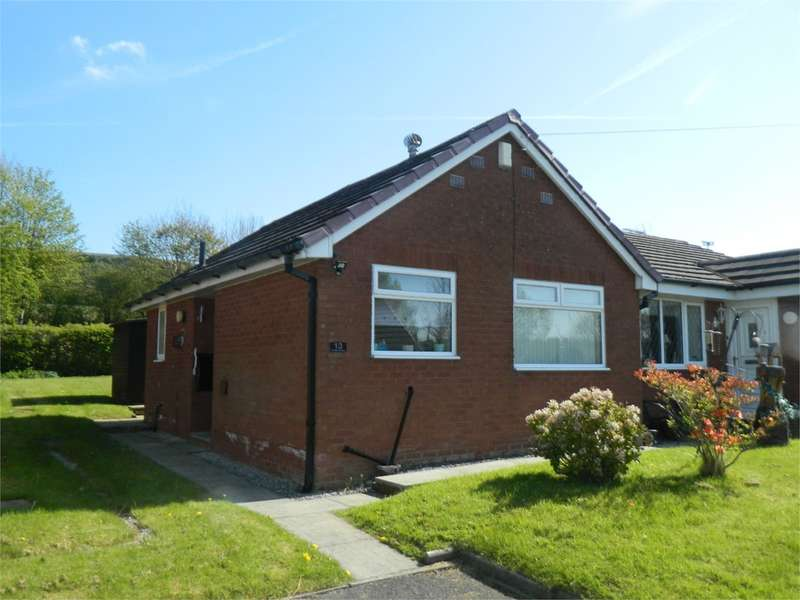 1 Bedroom Semi Detached Bungalow for sale in Shalfleet Close, Harwood, Bolton, BL2