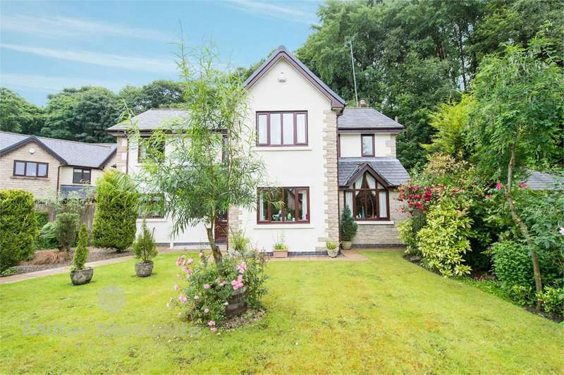 4 Bedrooms Detached House for sale in Vale Street, Turton, Bolton, BL7
