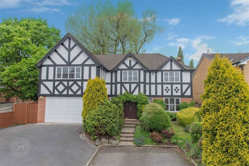 4 Bedrooms Detached House for sale in The Moorings, Worsley, Manchester, M28