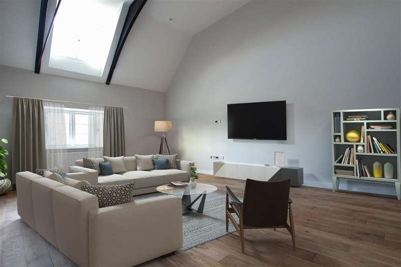 3 Bedrooms Apartment Flat for sale in Mulberry House, Whitchurch Road, Pangbourne, Reading, RG8