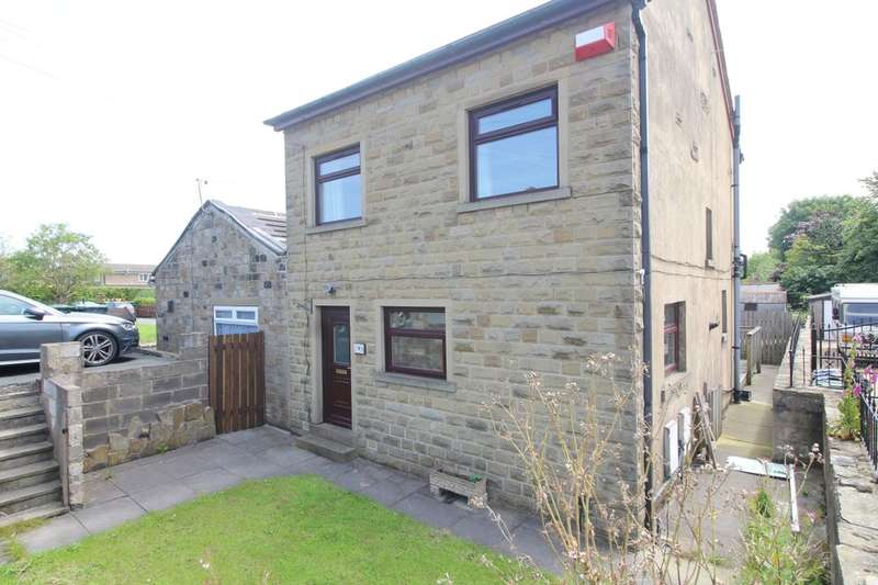 3 Bedrooms Detached House for sale in Harbour Road, Bradford, BD6
