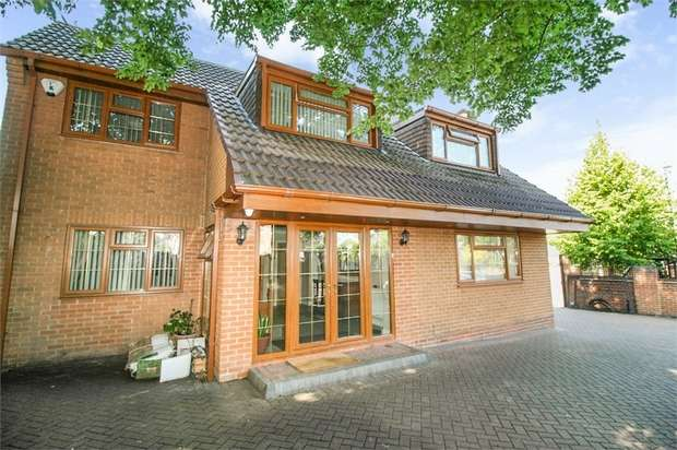 4 Bedrooms Detached House for sale in Derby Road, Chellaston, Derby