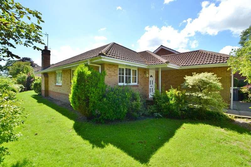 2 Bedrooms Detached Bungalow for sale in Alderbury